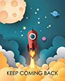 Keep Coming Back: One Day at a Time, Follow the Sober Path of Recovery. Guided Step Workbook Focuses on Sobriety Through Spiritual Growth. (Guided ODAAT Recovery Journal)