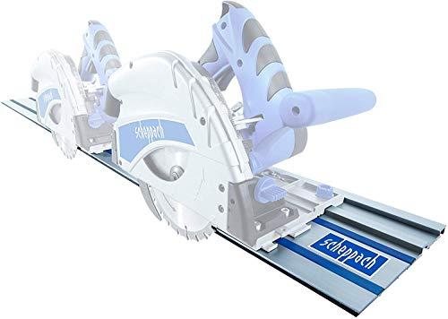 Scheppach Tauchsäge PL55 1.2kW 230V/50Hz – 2×700 mm F-Schiene+Kippschutz, 1 Stück, 5901802915 - 5
