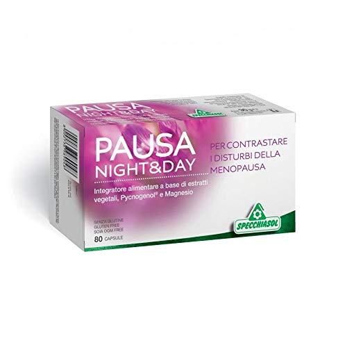 Specchiasol Pausa Night&Day, 80 Capsule