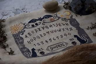 Witch Board Cross Stitch Chart