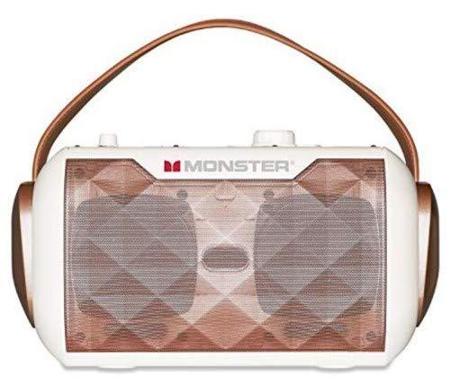 Monster Select Portable Bluetooth Speaker - Rose Gold