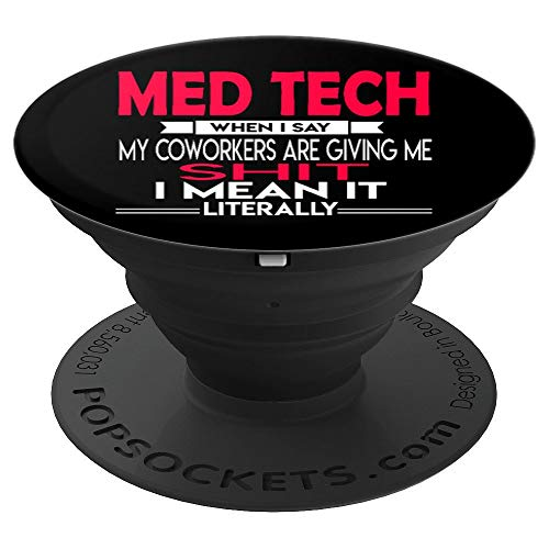 Funny Med Tech Medical Technician Gag Gift Coworker Wife