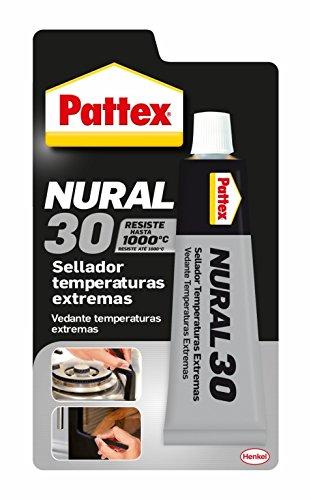 MASILLA ALTA TEMPERATURA PATTEX NURAL-30 1755214 110 GR