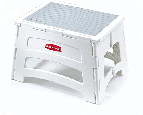 Rubbermaid RM-PL1W Folding 1-Step...
