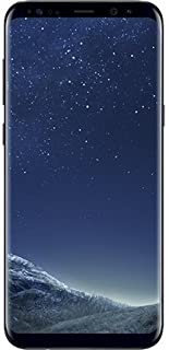 Samsung Galaxy S8 Plus 64 GB Celular Negro Desbloqueado Reac