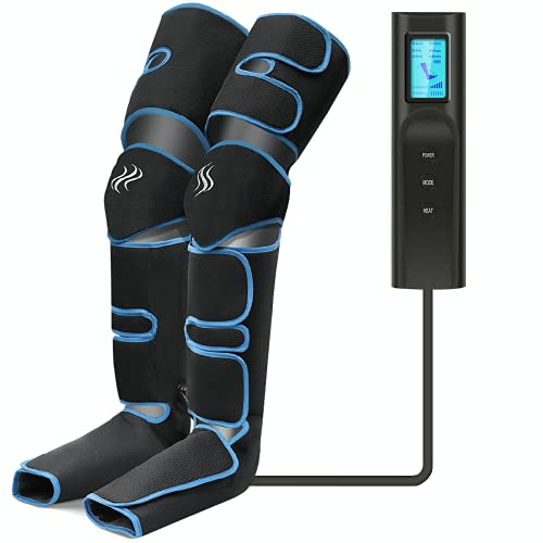 Masajeador de piernas, compresión de aire para piernas con
