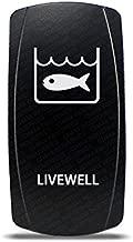 CH4X4 Marine Rocker Switch Livewell Symbol 2
