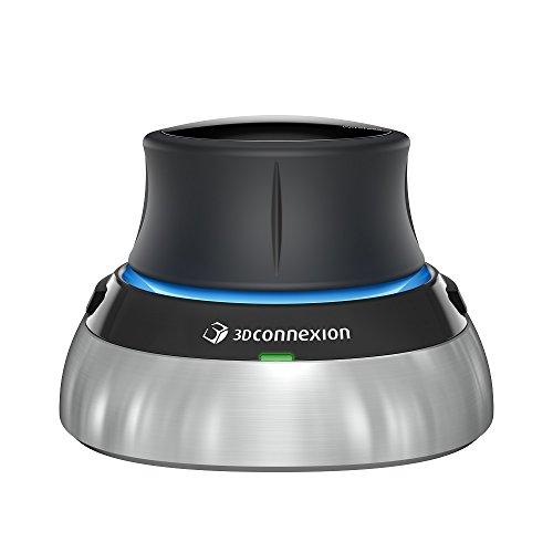 3Dconnexion SpaceMouse Wireless (3D-Maus, kabellos)
