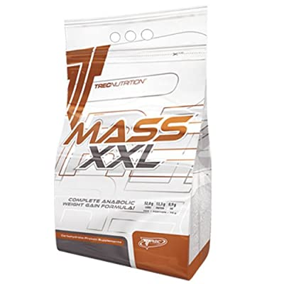 MASS XXL 1000g Chocolate MUTANT MASS GAINER PROTEIN POWDER MUSCLE SIZE WEIGHT GAIN TREC NUTRITION from TREC NUTRITION