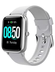 ♥【Accurate Fitness Tracker Watch】- YAMAY watch will accurately track your all-day steps,calories consumption,distance traveled,heart rate.It also supports extra 7 sports modes to help you track your other exercise patterns,and will connect to smartph...