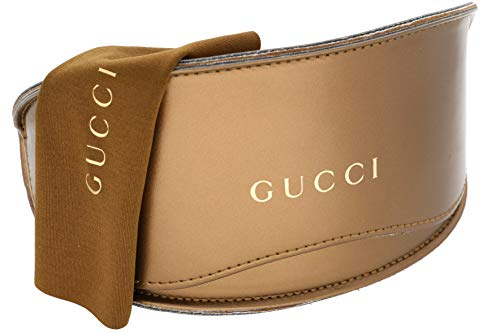 Gucci Spectacles Glasses Eyeglasses Case & Lense Cloth in Presentation Box