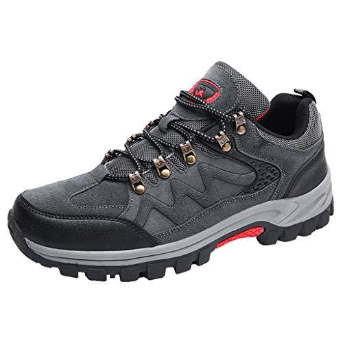 Zapatillas de Running para Hombre Zapatos De Senderismo Huecos Zapatos De Vadeo...