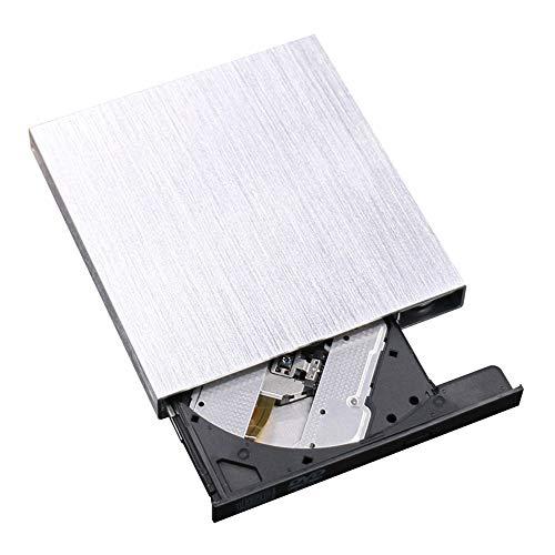 SCKL Externe CD DVD ROM optische CD-speler USB 3.0 brander platte en draagbare reader speler voor laptop PC