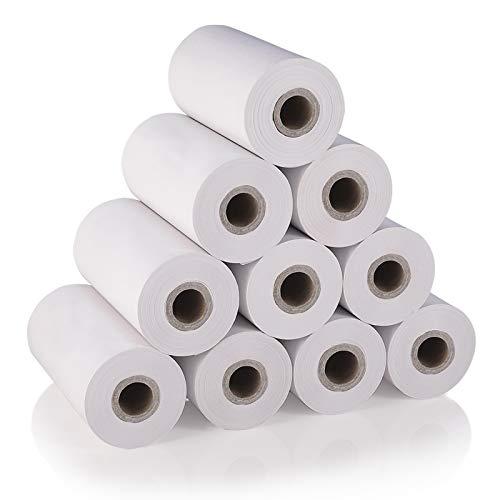 80mm x 50mm rotoli di carta termica per Epson POS Machine rotoli (10 rotoli in una scatola)