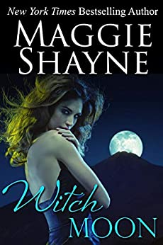 Witch Moon by [Maggie Shayne]