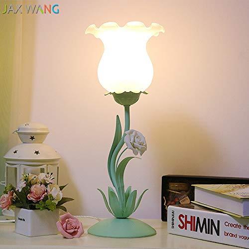 5151BuyWorld lamp Koreaanse tuindecoratie LED-tafel topkwaliteit lamp moderne indoor outdoor decoratie ijzeren bloemen licht bedlampje prachtige meisjeskamer decoratie verlichting