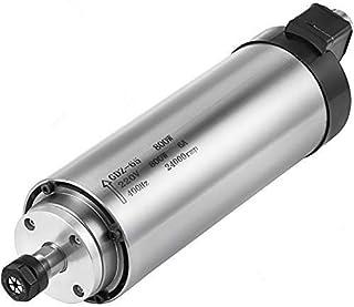 VEVOR Motor de husillo refrigerado por aire de 0.8KW 220V ER11 motor refrigerado por aire CNC para fresadora de grabado CNC