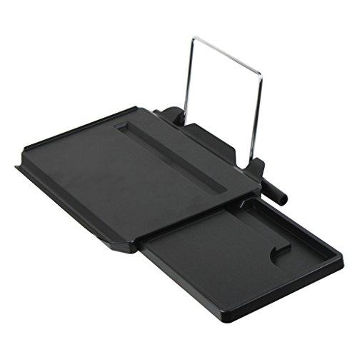 Auto esteso scrivania per Computer con cassetti Multifunzione Veicolo utilizzo Notebook Stent Sospensione Beverage Racks Dinner Plate