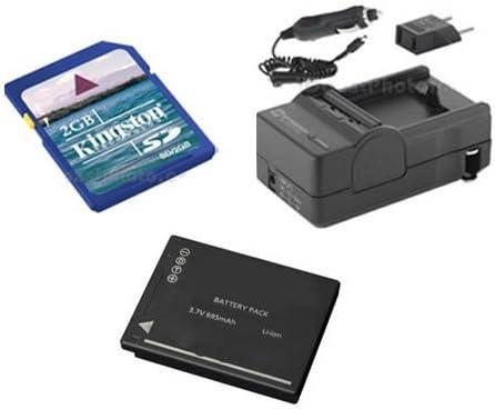 Panasonic Lumix DMC-FP1 Digital Columbus Mall Camera service K Includes: Accessory Kit