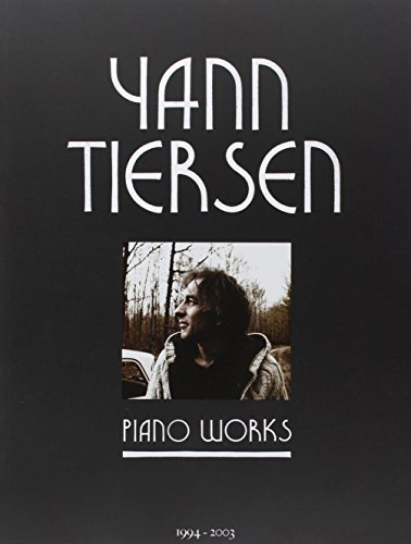 Tiersen Yann Piano Works 23 Pieces Pf Book (Partition)