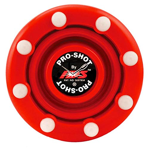 Ideal diseño deportes, Inc. IDs Pro Shot Inline Hockey Puck