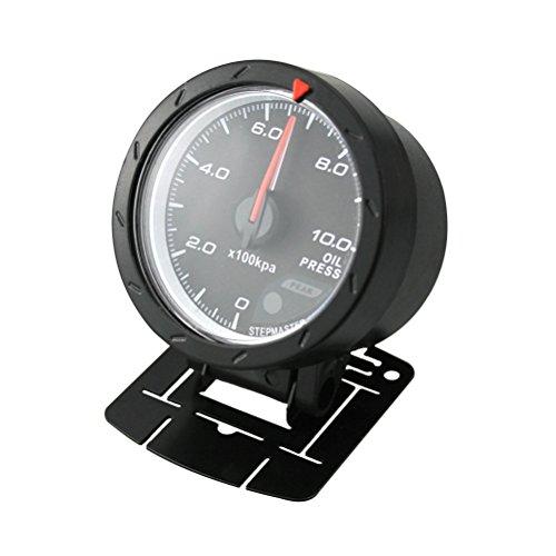 WINOMO 12V coche medidor de prensa de aceite indicador de presión de aceite para coche bus camión barco