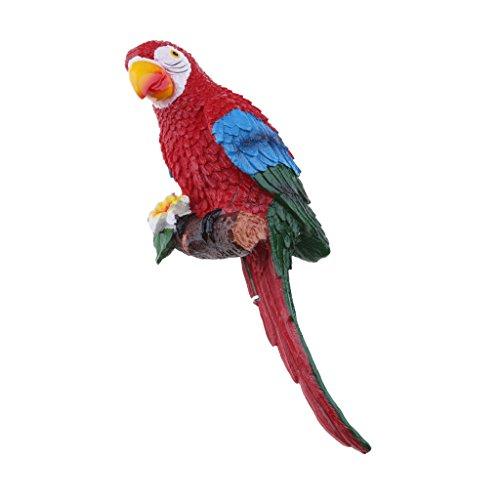 Fenteer Realistische Papagei Ara...
