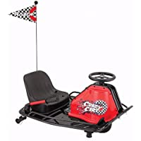 Razor Durable Adult Bucket Seat High Torque Motor Drifting Crazy Cart