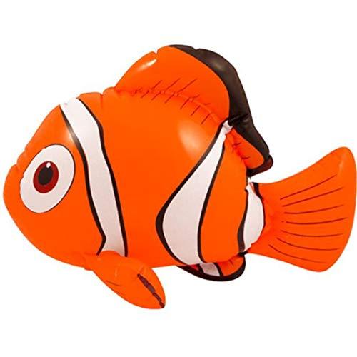 Aufblasbarer-Clownfisch, Nemo, 45cm