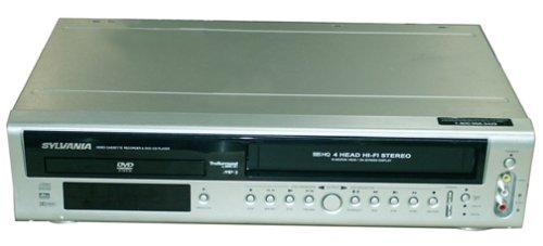 Fantastic Deal! Sylvania DVC850C DVD-VCR Combo
