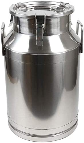 depot 40L New Shipping Free Shipping 10.5Gal Milk Cans-Stainless Transport Barrels Pai Steel