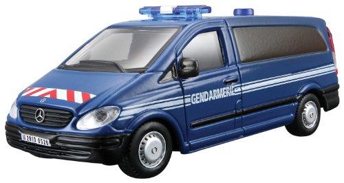 Bburago Maisto France 32009BEP Mercedes Benz Vito Pompiers - Echelle 1/55