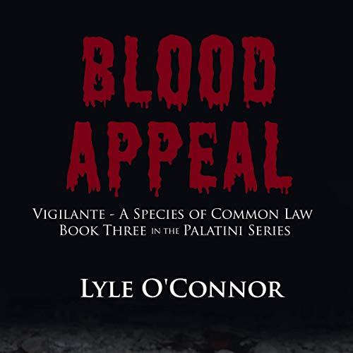 Blood Appeal audiobook cover art