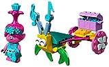 Lego 30555 Trolls World Tour Techno Poppy's Carriage New Sealed