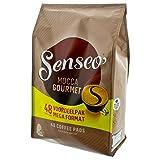 Senseo Mocca Gourmet - Almohadillas de café para cafeteras (4 Unidades, 192 Unidades)