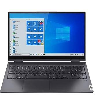 Lenovo Yoga 7i 2-in-1 15.6″ FHD Touch Screen Premium Laptop   11th Gen Intel i5-1135G7   8GB RAM   256GB SSD   Backlit Keyboard   Fingerprint   Windows 10   with Woov Accessory Bundle