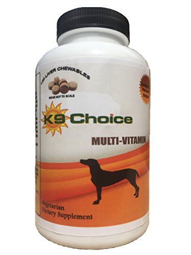 K9 Choice Multi-Vitamin for Dogs