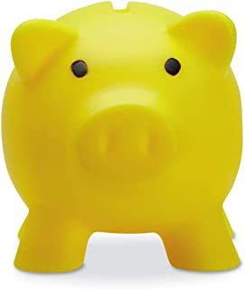 noTrash2003 Hucha con Forma de Cerdo para Ahorrar Dinero, decoración Cerdito Piggy Miss Verch.