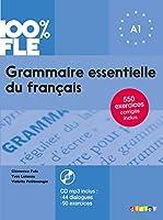 Grammaire essentielle du francais: Livre + CD A1