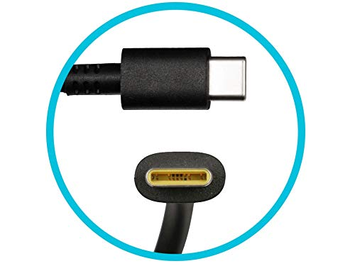 Lenovo ThinkPad E595 (20NF) Original USB-C Netzteil 65 Watt Normale Bauform