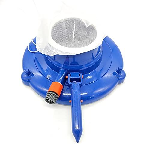 Mankoo Vakuumsauger Pool poolreinigungsset komplett mit Bürsten Schwenkräder Poolzubehör präzisen Staubsaugen für Schwimmbad