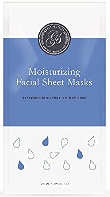 Mascarilla Facial Hidratante Paquete