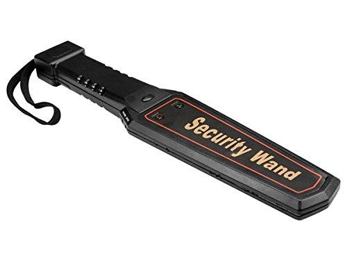 Velleman CS10MD2: Handheld Metal Detector Security Wand
