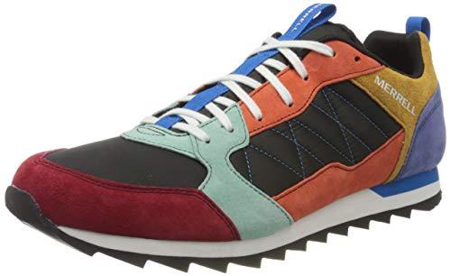 Merrell Alpine Sneaker, Zapatillas para Mujer, Multicolor, 42 EU