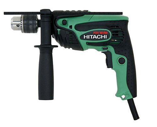 Hitachi FDV16VB2 5/8 Inch 5-Amp Hammer Drill, 2-Modes, Variable Speed (Discontinued by The Manufacturer)
