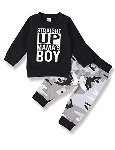 Toddler Baby Boy Clothes Funny L...