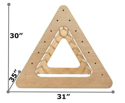 CASSARO Large Climbing Triangle - Triangle Only