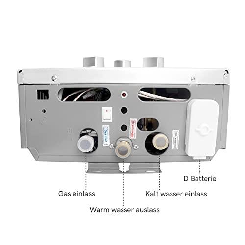 BreeRainz Calentadores de gas