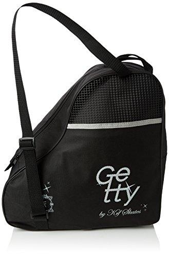 KRF Getty - Bolsa para Patines, Color Negro