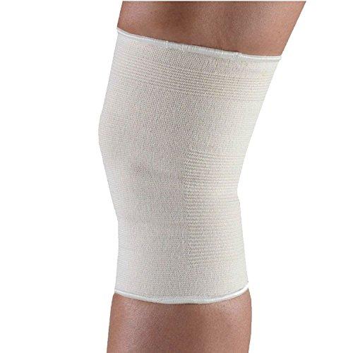 OTC Knee Support, Pullover Style, Lightweight Elastic, Medium
